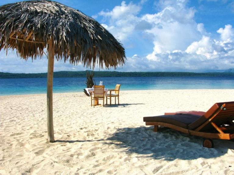 とびだしくん、南太平洋の楽園、バヌアツへ