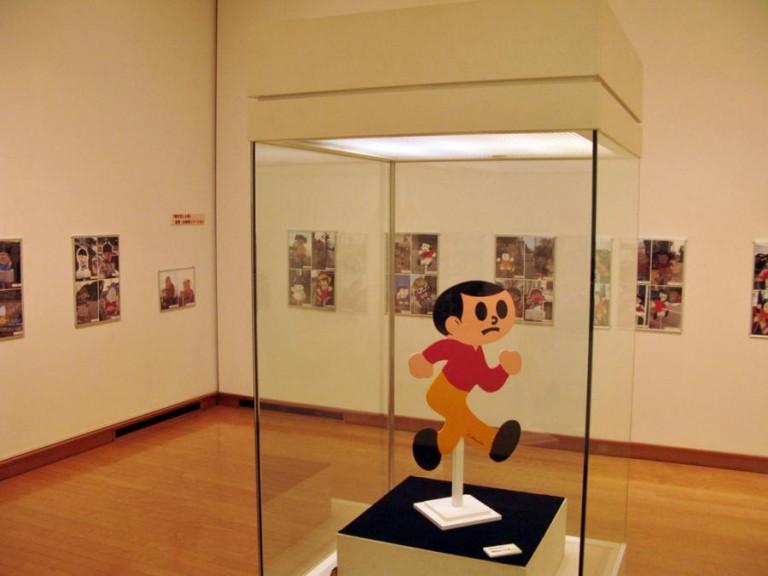 とび太くん情報2013年その2 とび太くんついに博物館にまで進出!