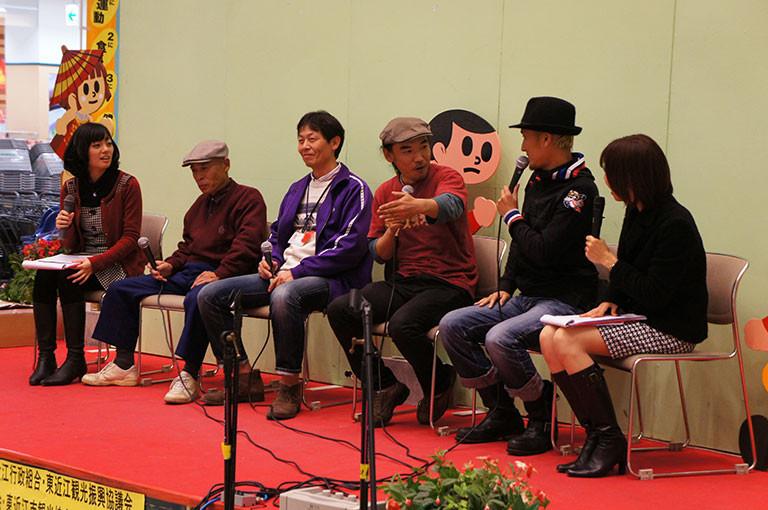 「飛び出し坊や設置40周年記念イベント」@東近江市八日市