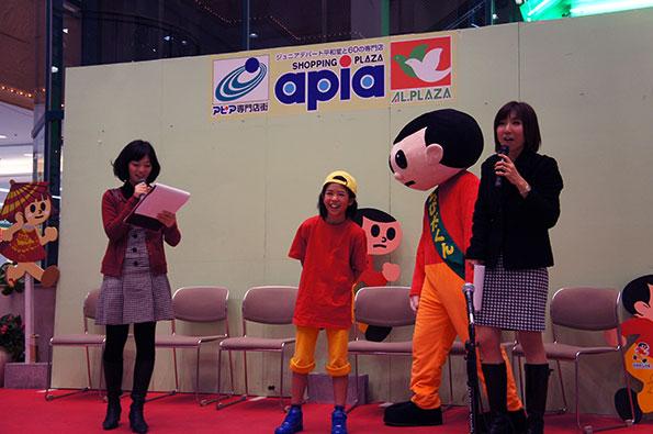 とび太くんなりきりコンテスト」で優勝したのは!!大津から来た女の子